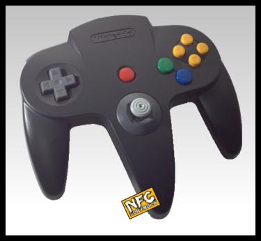 Nintendo N64 Pad