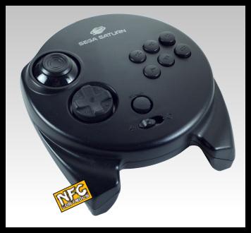 Sega Saturn 3D Pad