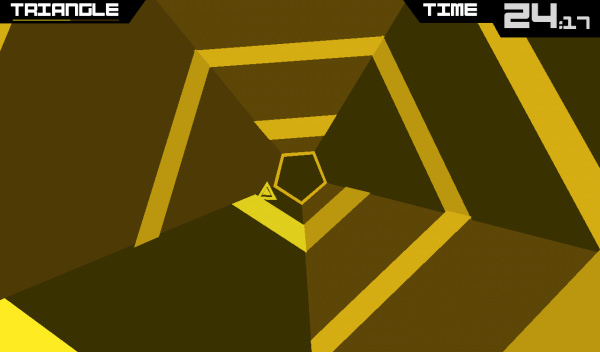 Android: Super Hexagon 2