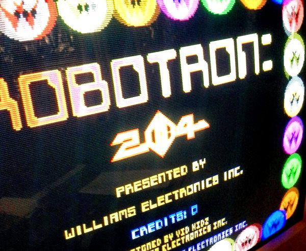Robotron-Screen